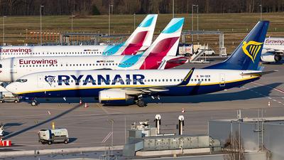A picture of 9HQEM - Boeing 7378AS - Ryanair - © Markus Altmann