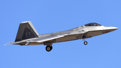09-4172 - Lockheed Martin F-22A Raptor - United States - US Air Force (USAF)