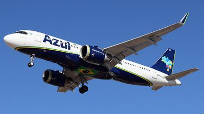 A picture of PRYRO - Airbus A320253N - Azul Linhas Aereas - © Altino Dantas