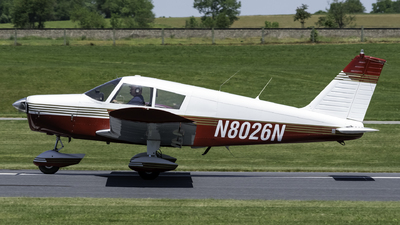 N8026N - Piper PA-28-140 Cherokee - Private