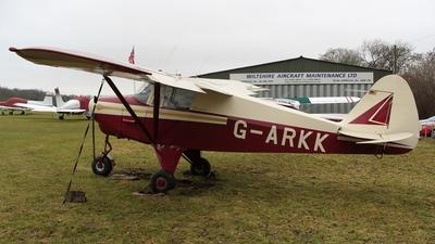 G-ARKK - Piper PA-22-108 Colt - Private