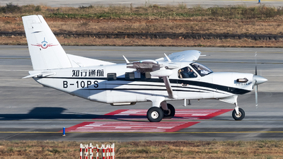 B-10PS - Quest Aircraft Kodiak 100 - Guangdong Zhixing General Aviation