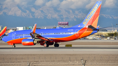 N557WN - Boeing 737-790 - Southwest Airlines