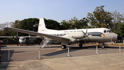 L5-1/08 - Hawker Siddeley HS-748 - Thailand - Royal Thai Air Force