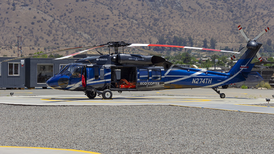 N274TH - Sikorsky UH-60A Blackhawk - Timberline Helicopters