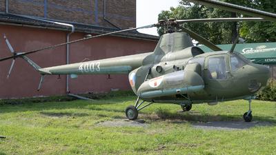 4003 - Mil Mi-1 Hare - Czechoslovakia - Air Force