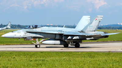 188783 - McDonnell Douglas CF-188 Hornet - Canada - Royal Canadian Air Force (RCAF)