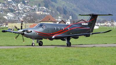 A picture of HBFRQ - Pilatus PC12/47E -  - © Mirko Bleuer