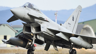 MM7299 - Eurofighter Typhoon EF2000 - Italy - Air Force