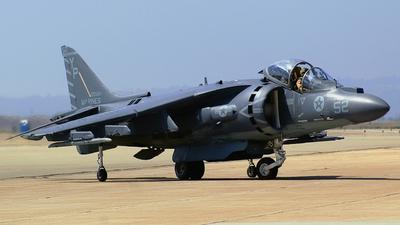 165568 - McDonnell Douglas AV-8B+ Harrier II - United States - US Marine Corps (USMC)