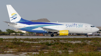 N811TJ - Boeing 737-306(SF) - Swift Air Cargo
