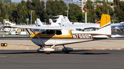 A picture of N7688M - Cessna 175 Skylark - [55988] - © Alex Crail
