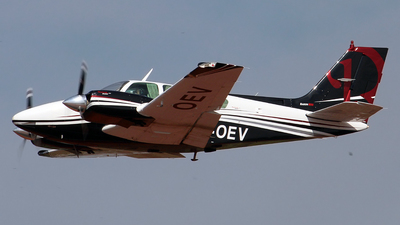PT-OEV - Beechcraft 95-B55 Baron - Private