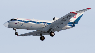 RA-87949 - Yakovlev Yak-40K - Petropavlovsk-Kamchatskoe Aviation Enterprise