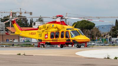 A picture of IROAV - AgustaWestland AW139 - Babcock MCS Italia - © Giorgio Adamo