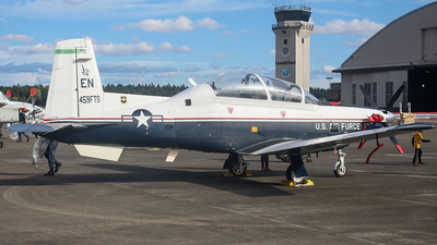 07-3882 - Raytheon T-6A Texan II - United States - US Air Force (USAF)