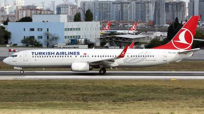 TC-JYJ - Boeing 737-9F2ER - Turkish Airlines