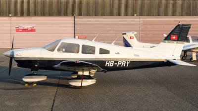 A picture of HBPRY - Piper PA28236 - [288211013] - © valiii