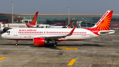 VT-EXH - Airbus A320-251N - Air India