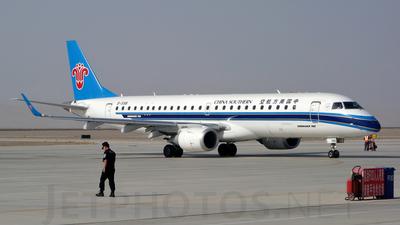 B 3198 embraer 190 100lr china southern airlines - China southern airlines hong kong office ...