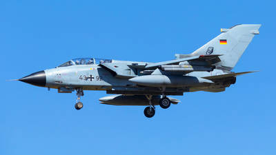 43-92 - Panavia Tornado IDS - Germany - Air Force