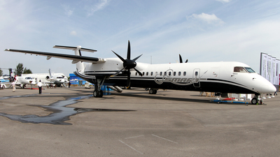 SU-SMI - Bombardier Dash 8-Q402 - Smart Aviation