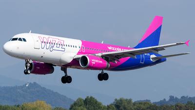 HA-LYU - Airbus A320-232 - Wizz Air