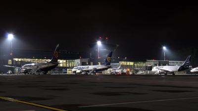 EPKK - Airport - Ramp