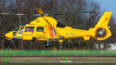 OO-NSZ - Aérospatiale SA 365N2 Dauphin 2 - Netherlands - Coast Guard