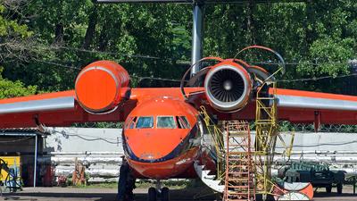 UR-CKC - Antonov An-74TK-100 - Cavok Air