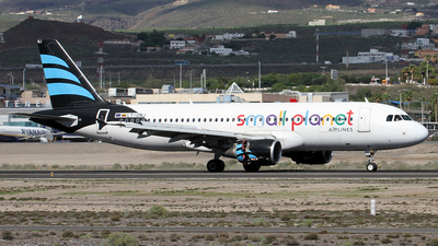 A picture of LYONJ - Airbus A320214 - [4203] - © Alfonso Solis