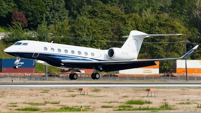 N650C - Gulfstream G650ER - Private