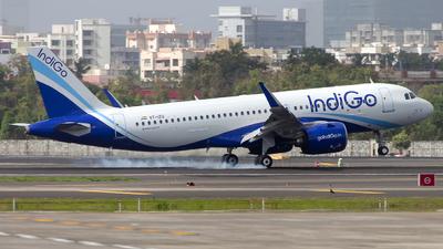 VT-IZU - Airbus A320-271N - IndiGo Airlines