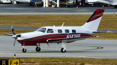 A picture of N143PP - Piper PA46M350 - [4636664] - © Agustin Anaya