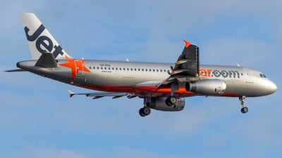 VH-VGQ - Airbus A320-232 - Jetstar Airways