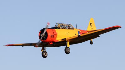 PH-TXN - North American AT-6A Texan - Private