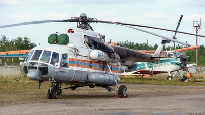 RF-31131 - Mil Mi-8MT Hip - Russia - Ministry for Emergency Situations (MChS)