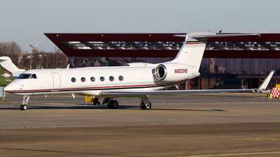N820HB - Gulfstream G-V - Executive Fliteways