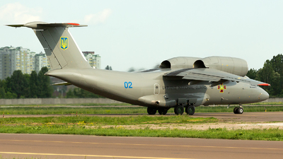 02 - Antonov An-72 - Ukraine - National Guard