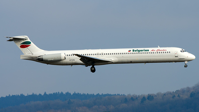 A picture of LZLDJ - McDonnell Douglas MD82 - Bulgarian Air Charter - © OSDU