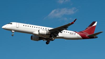 N938TA - Embraer 190-100IGW - Untitled