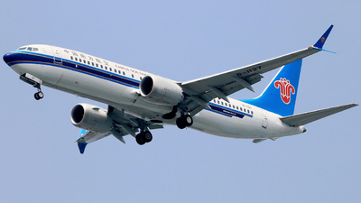 B-1127 - Boeing 737-8 MAX - China Southern Airlines