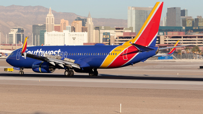 A picture of N8307K - Boeing 7378H4 - Southwest Airlines - © Felipe García