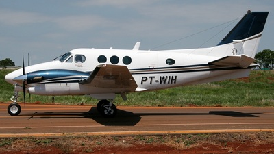 A picture of PTWIH - Beech C90A King Air - [LJ1396] - © Carlos U. de Grandis