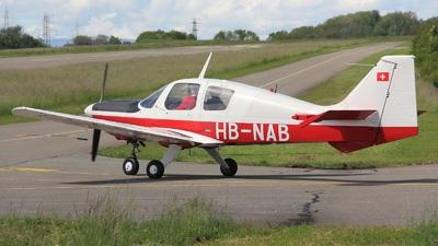 HB-NAB - Beagle B121 Pup - Private