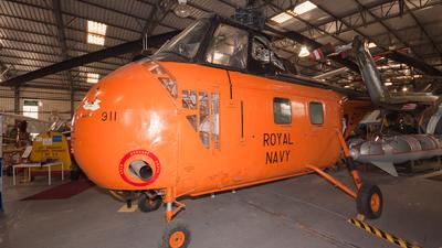 XA870 - Westland Whirlwind HAR.1 - United Kingdom - Royal Navy