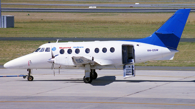 VH-OSW - British Aerospace Jetstream 31 - SkyWest Airlines
