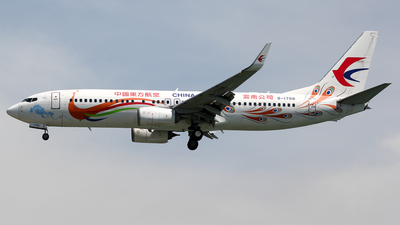 B-1788 - Boeing 737-89P - China Eastern Airlines