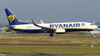 EI-EVC - Boeing 737-8AS - Ryanair