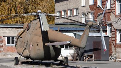 08 - Mil Mi-8T Hip - Russia - Air Force